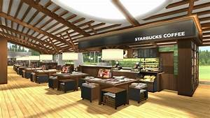Real Japanese: Starbucks inside a city library | project ...
