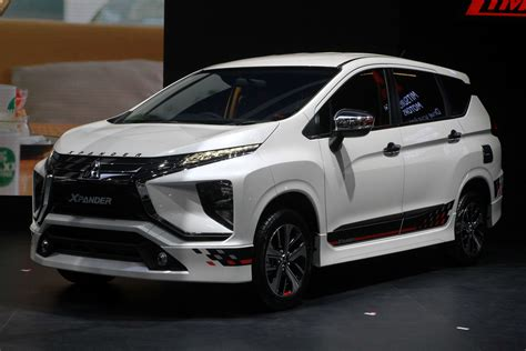 Review Mitsubishi Xpander Limited by Iims 2019 Review Mitsubishi Xpander Limited Edition