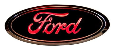 ford emblem schwarz reese towpower 86065 licensed led hitch light cover with ford logo chrome finish buy