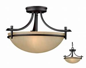 Somerville light quot oil rubbed bronze semi flush