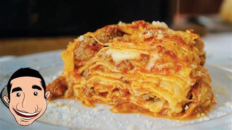 ultimate lasagna recipe italian grandma  lasagna