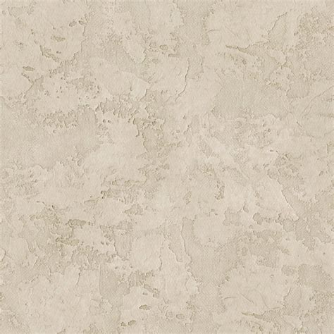 Texture Beige Stucco Wallpaper   Contemporary   Wallpaper   by Brewster Home Fashions