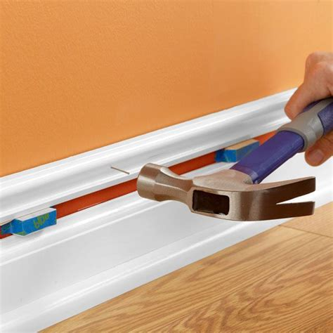 top   nail size  baseboards comparison