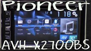 Pioneer Avh-x2700bs - Out Of The Box