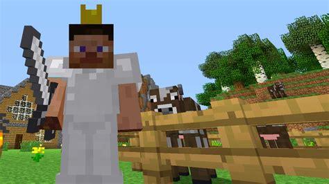Minecraft Xbox Survival Adventures  Cute Baby Cow [18