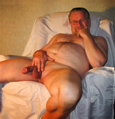Hot And Horny Mature Bears And Older Gays 45 Pics