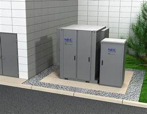 NEC Energy Solutions Introduces Distributed Energy Storage ...