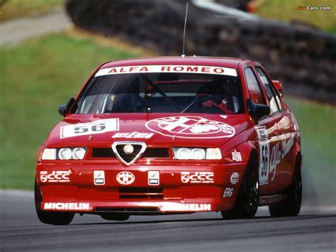 Alfa Romeo 155 2.0 TS D2 Silverstone SE058 (1994 ...