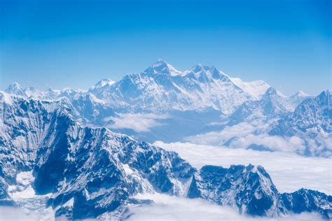 Interesting facts about Mount Everest - OnHisOwnTrip