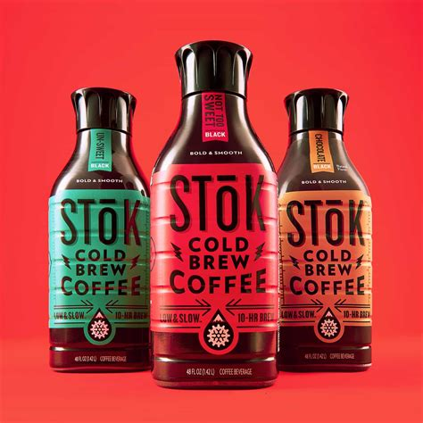 Many people who take hot coffee avoid doing so when it is hot. Stok Cold Brew Iced Coffee