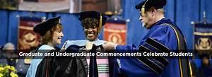 Graduate and Undergraduate Commencements celebrate ...