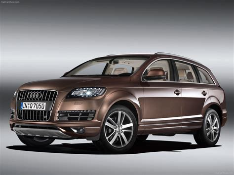 Audi Q7 Picture by Audi Q7 Picture 63539 Audi Photo Gallery Carsbase