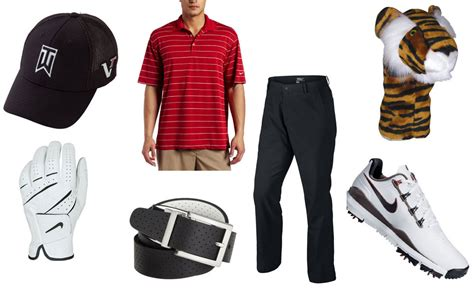 Tiger Woods Costume | Carbon Costume | DIY Dress-Up Guides ...