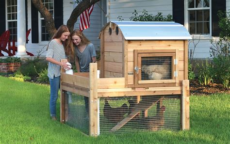 Usa Made Backyard Chicken Coop