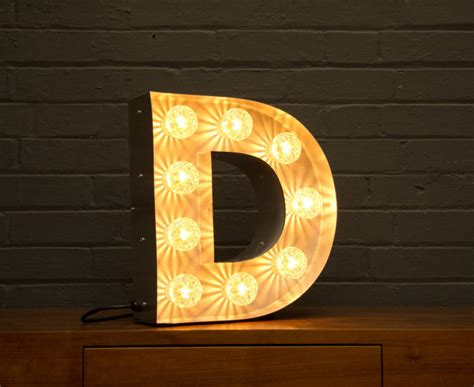 light up letters light up marquee bulb letters d by goodwin goodwin