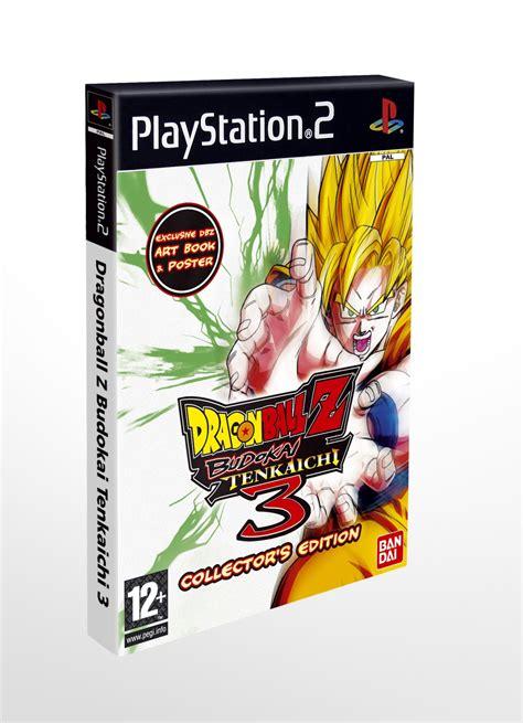 Dragon Ball Z Budokai Tenkaichi 3 Ps2 La Galerie Dimages