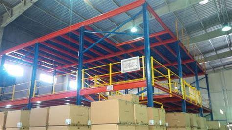 Horvert Inc. Industrial Mezzanine Floor, Horvert Inc.