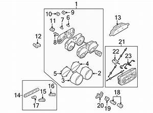 Chevrolet Aveo Instrument Panel Light Bulb