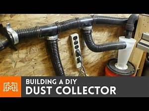 How to make a dust collector with a wet/dry vac - YouTube