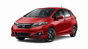 2019 Honda Fit Model Overview