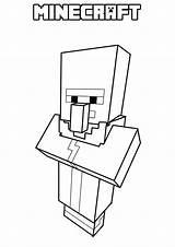 Minecraft Colorir Desenhos Vagabundo Dama Colorironline Coloring sketch template