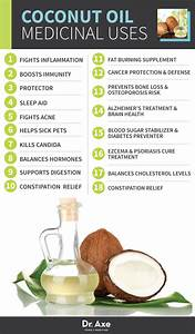 Benefits Of Healing Naturally With Pure Coconut Oil