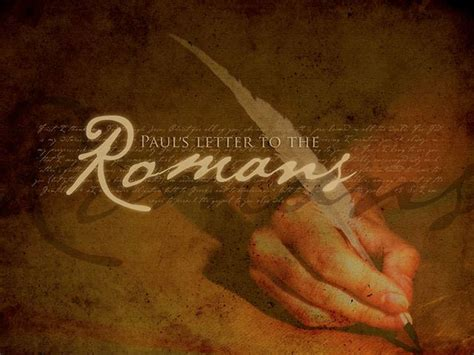 letter to the romans book of romans chiastic structure christine s bible study