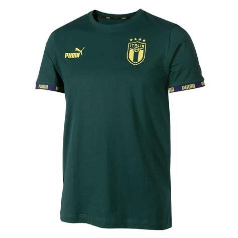 Die austragungsorte sind baku und rom. Puma Italien Training Shirt EM 2021 Grün - kaufen ...