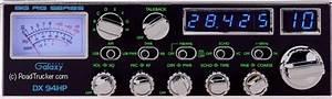 Galaxy 100 Watt 10 Meter Mobile Radio Dx94hp