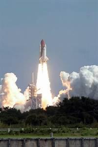 Atlantis Lifts Off! | NASA