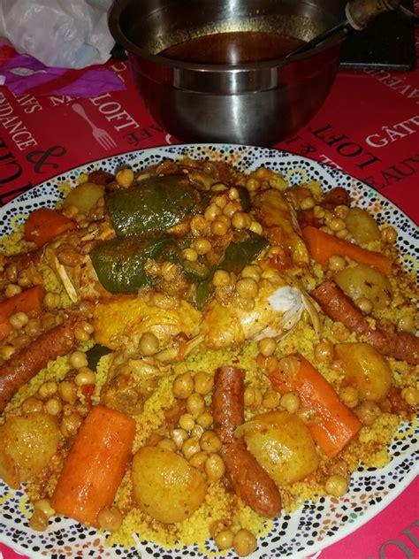 recette de cuisine cuisse de poulet couscous avec legumes frais recettes cookeo