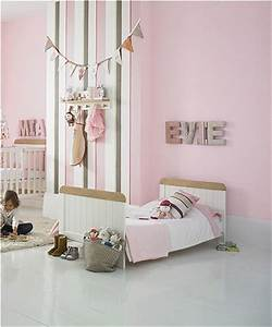 deco chambre fille taupe rose visuel 8 With chambre fille rose et taupe