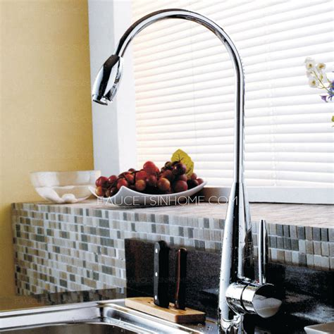 Inexpensive Kitchen Faucets by Inexpensive Brass Standing Thick Chrome Kitchen Faucets
