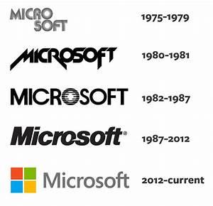 microsoft logo history | Logos | Pinterest | Microsoft ...