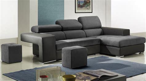 fauteuil de bureau pas cher canapé d 39 angle design microfibre pas cher canapé angle
