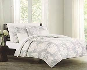amazon com tahari home 3pc king or queen duvet cover set