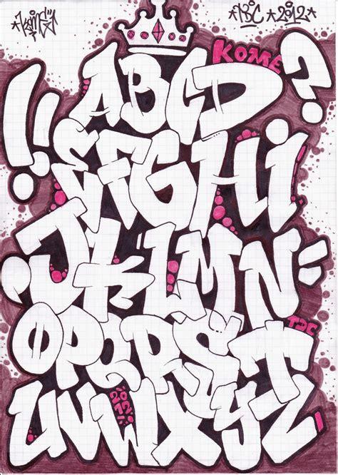 graffiti creator styles alphabet graffiti