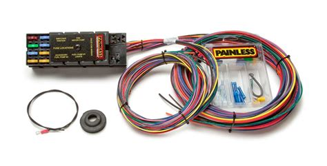 Circuit Race Only Chassis Harness Painless