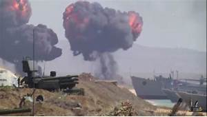 Prelude to further military intervention? Russia conducts ...