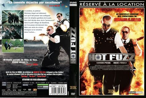 phrases from hot fuzz hot fuzz dvd cover poster