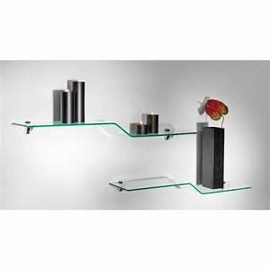 étagère En Verre Ikea : etagere murale verre ~ Teatrodelosmanantiales.com Idées de Décoration