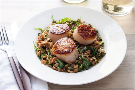8 Scallop Recipes For Every Diet  Chowhound