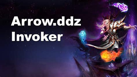 ddz invoker pro gameplay dota 2 youtube