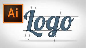 how to make a logo in illustrator kd 6 youtube With how to create a monogram