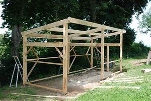 Abris A Bois : construire un abri bois ~ Edinachiropracticcenter.com Idées de Décoration