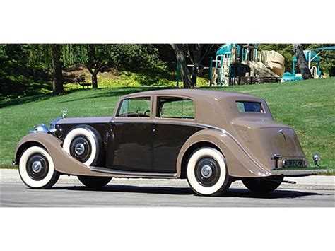 1937 Rolls Royce by 1937 Rolls Royce Phantom Iii For Sale Classiccars