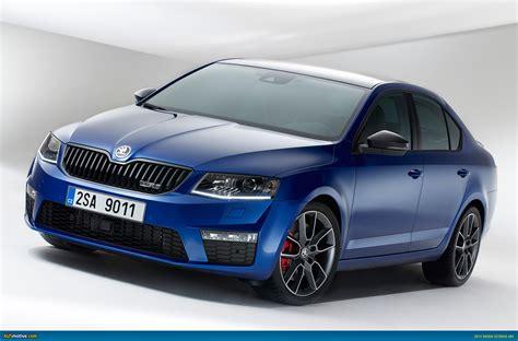 Ausmotivecom » 2013 Skoda Octavia Vrs Revealed