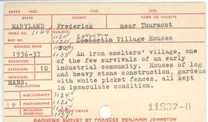 library index card carnegie survey of the architecture of the south