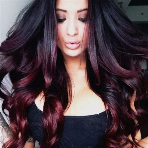 dark red hair color ideas red hair color ideas