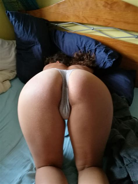 Bent Over In Grey Panties Porn Photo Eporner